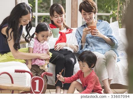 媽媽的朋友 茶點 下午茶時間 33607094