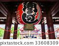 Entrance of Kawasaki Daishi Temple, Kawasaki Japan 33608309