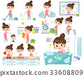 Pregnant women_housekeeping 33608809