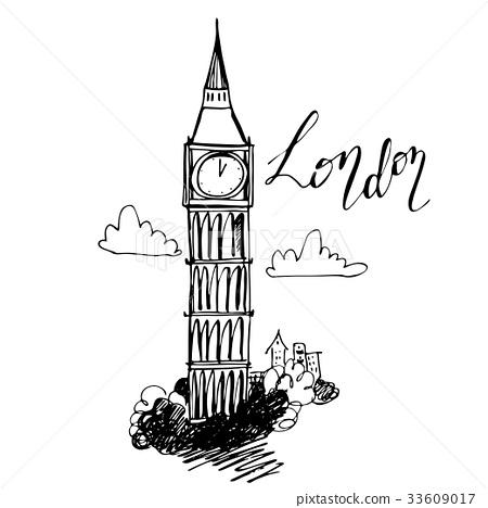 World famous landmark 33609017