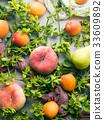 fruit, summer, concept 33609892