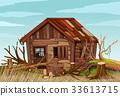 场景 房屋 房子 33613715
