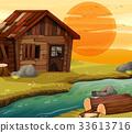 บ้าน,ที่อยู่อาศัย,แม่น้ำ 33613716