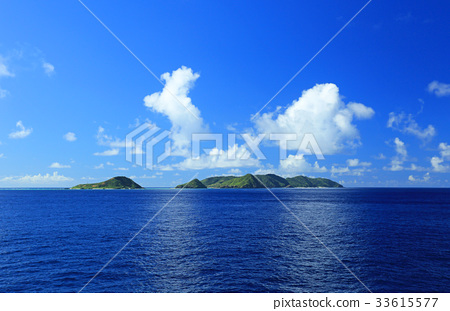 冲绳 岛尻郡 海洋 33615577