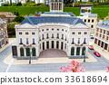 Madurodam, miniature park in Hague, Netherlands 33618694
