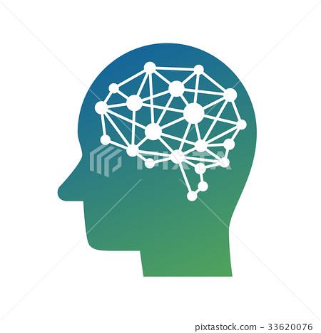 AI(人工智能)圖標 33620076