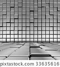 metallic, interior, 3d 33635616