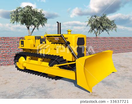 Bulldozer 33637721