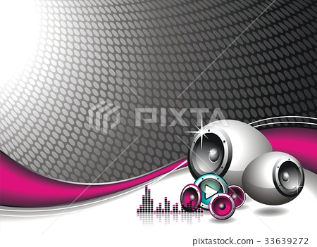 vector illustration for musical theme 33639272