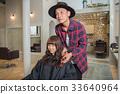 理发师 美发师 美女艺术家 33640964