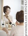 媽媽,家庭主婦,中年韓國人 33642832