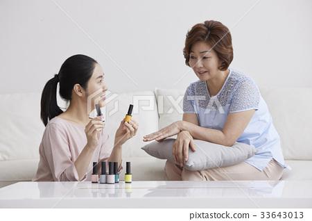엄마,딸,엄마와딸 33643013