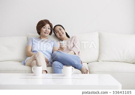 엄마,딸,엄마와딸 33643105