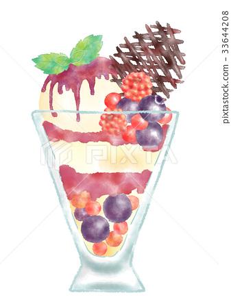 凍糕 illustration 數字動畫 33644208