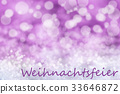 Background, Weihnachtsfeier Means Christmas Party 33646872