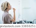 牙齿 刷 女人 33650251