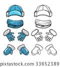 帽子 向量 向量圖 33652389