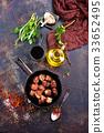Meat Meatball Meatballs 33652495