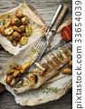 Fish food 33654039