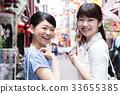 เพื่อนท่องเที่ยวหญิง Chinatown Yokohama Short Trip Walk Walk 33655385