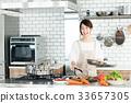 ครัว,ทำครัว,แม่บ้าน 33657305