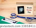 World Stroke Day. 33658411