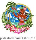 夏威夷插圖 33660711