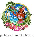 夏威夷插圖 33660712