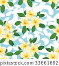 Seamless Floral Pattern 33661692