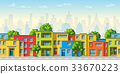 house colorful modern 33670223