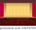 劇院 階段 舞台 33670769