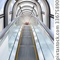 spectacular escalator in Umeda Sky Building 33675890