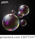 bubble, soap, transparent 33677247