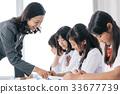 初中学生学习形象 33677739
