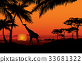 animal background landscape 33681322