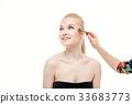 make, woman, up 33683773