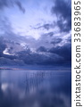 เมฆ,มหาสมุทร,ผิวน้ำ 33683965