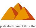堆 许多 山峰 33685367