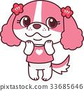 騎士粉紅色 33685646