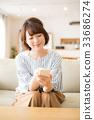 女性肖像 33686274
