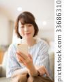 女性肖像 33686310
