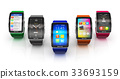 Collection of smart watches 33693159