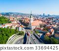 bratislava, town, cityscape 33694425