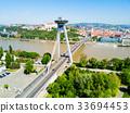 bratislava, danube, town 33694453
