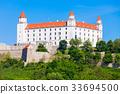 bratislava, castle, building 33694500