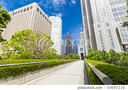 高層建築 高層 摩天大樓 33697216