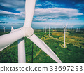 Wind Turbine, Wind Energy Concept. 33697253