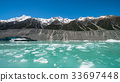 Tasman Glacier, New Zealand 33697448