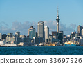 Auckland city skyline, New Zealand 33697526