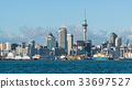 Auckland city skyline, New Zealand 33697527